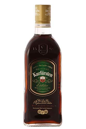 Kurfürsten, Premium Likör aus Kräutern, Bitter 38% vol., Herstellung seit 1598 in 400 Jahre alter Danziger Lachs Tradition (1 x 0.5 l)