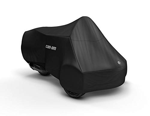 Can-Am Spyder RT 2020 and Up RT Outdoor Cover - Black 219400968