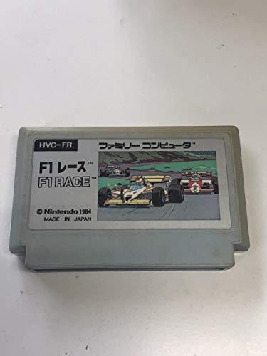 ファミコンソフト F1レース 端子メンテナンス済 動作品 FC ファミリーコンピュータ