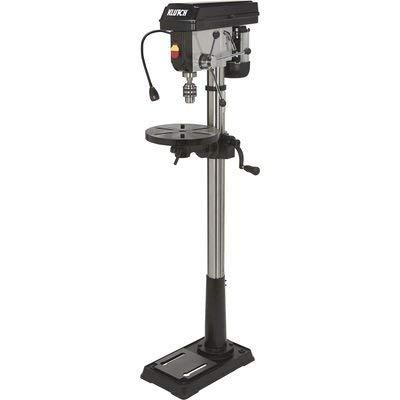 Klutch Floor Drill Press - 16-Speed, 13in. 3/4 HP, 120V