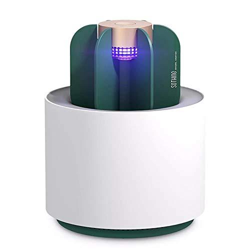 MIJIA Cactus Mosquito Killer accionado por USB con luz USB Violeta sin Humo, sin Olor y sin Olor