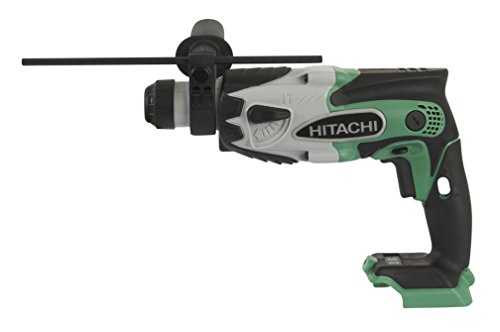 Hitachi DH18DSLP4 18-Volt Lithium-Ion SDS Plus Rotary Hammer (Tool Only, No Battery)