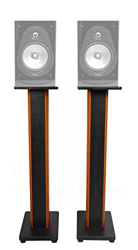 Best Buy! (2) 36 Bookshelf Speaker Stands for Energy CB-20 Bookshelf Speakers