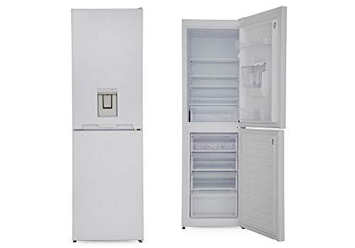 Hoover HVS1745WWDK 55cm A+ Fridge Freezer