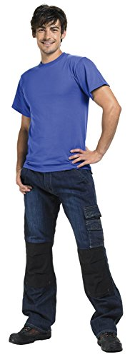 Brams Paris Worker-Jeans Sander Denim, Größe 33/32