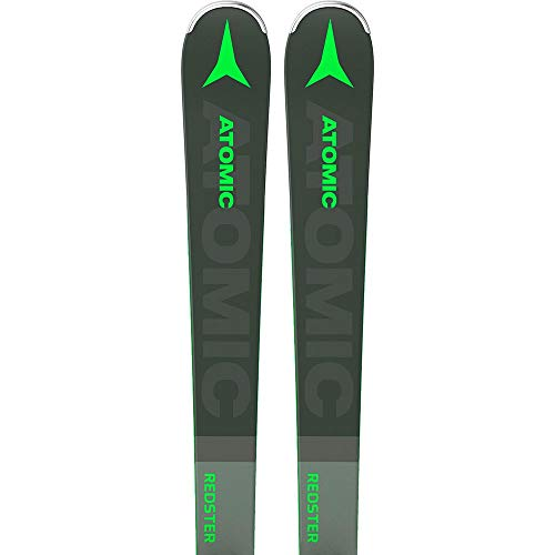 ATOMIC REDSTER X7 AW Ski 2021 inkl. F 12 GW Grey/Green, 163