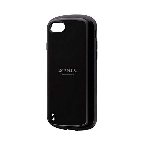 【Amazon限定ブランド】ビアッジ(Viaggi) iPhone SE (第2世代) iPhone8 iPhone7 耐衝撃ハイブリッドケース「PALLET」 ブラック LP-MI9PLBK