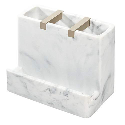 Organizador Multiuso, Linha Dakota, Interdesign, Branco