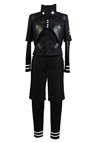 Tokyo Ghoul √A Ken Kaneki Jumpsuit Battle Uniform Cosplay Kostüm Herren M