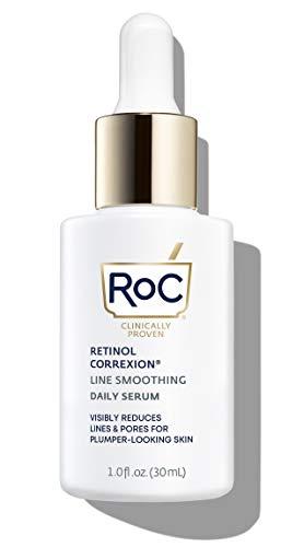 RoC Retinol Correxion Line Smoothing Retinol Serum, Anti-Aging Treatment, 1 Fl Oz