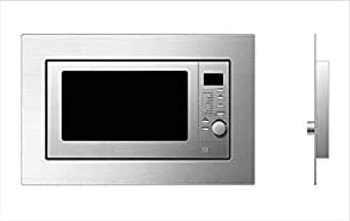 respekta Einbau Mikrowelle, Typ/Modell: MW 800, edelstahl