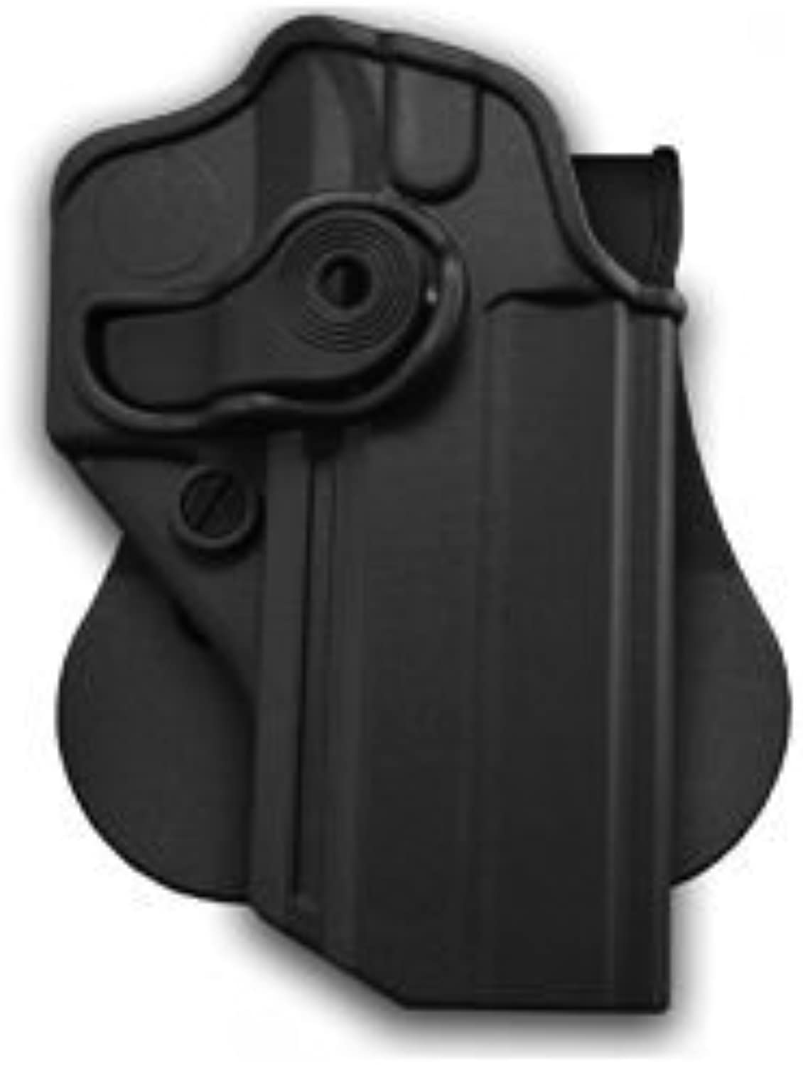 Jericho   Baby Eagle PSL (9mm .40) Polymer Holster Black. by IMI holsters, Israel.