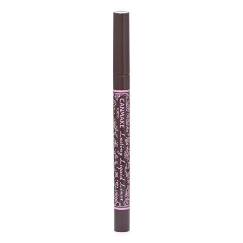 Canmake Blijvende Liquid Liner Ultra-Fine Tip Eyeliner - Bitter Chocolate Brown