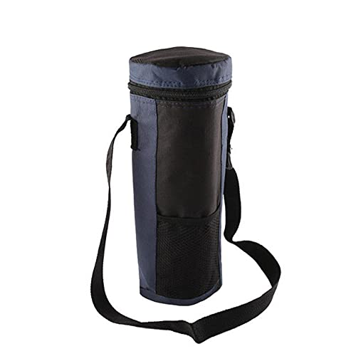 zhaoying Bolsa de almacenamiento para botellas de agua con aislamiento para viajes