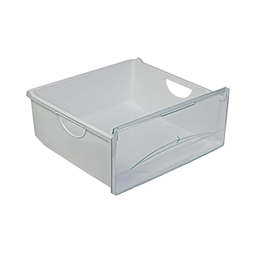 Liebherr 9791216 Gefrierschublade Gemüseschale Schublade Gemüsefach Kühlfach Kühlschublade Gemüseschublade Behälter Schale Fach 410x180x397mm Kühlschrank Gefrierschrank Kühlgerät Kühlautomat
