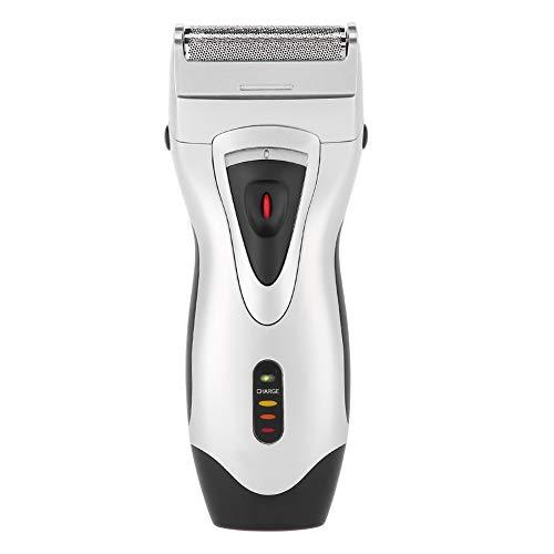 Elektrorasierer, professioneller elektrischer Bartrasierer mit Clean & Charge-System für alle Männer