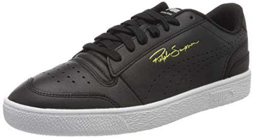 PUMA Herren Ralph Sampson Lo Perf Sneaker, Schwarz Black White, 41 EU