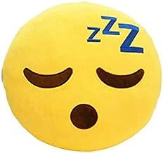 وسادة الوجه النائم من إيموجي
