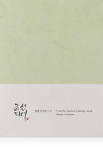 Beauty of Joseon Centella Asiatica Masque apaisant 10ea