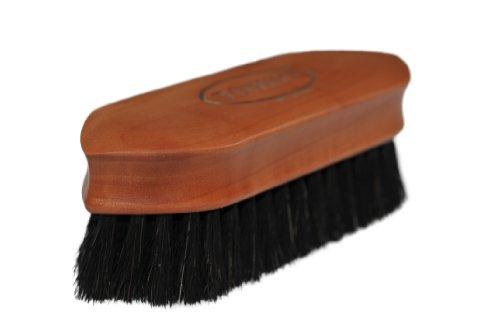 Tonino Tonino Reinigungsbürste für feine Glattleder in Rosshaar