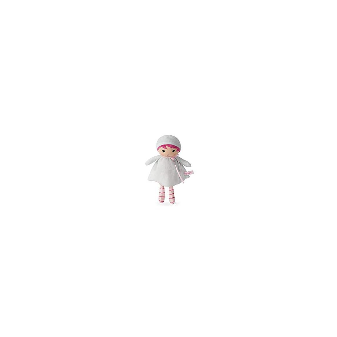 Kaloo – Colección Tendresse Mi Primera Muñeca De Trapo Azure K, 18 Cm (k962092)