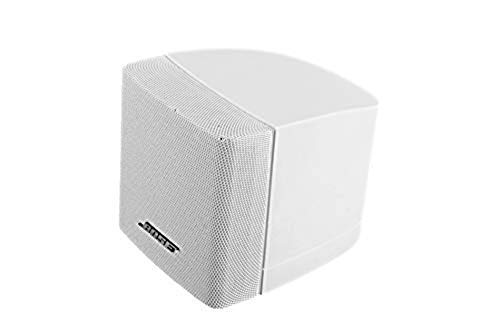 Bose Acoustimass Series III Single-cube Altavoz Color blanco