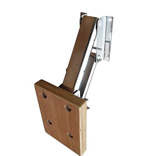 Außenborderhalterung mit Holzplatte, max. 10PS