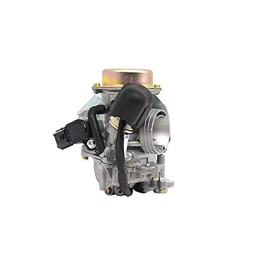 Rendimiento Scooters Motocicleta CVK24 24,5mm carburador carburador electrónico Choke GY6 100125150 CC S&Cooter reemplazar para K&eihin Scooters