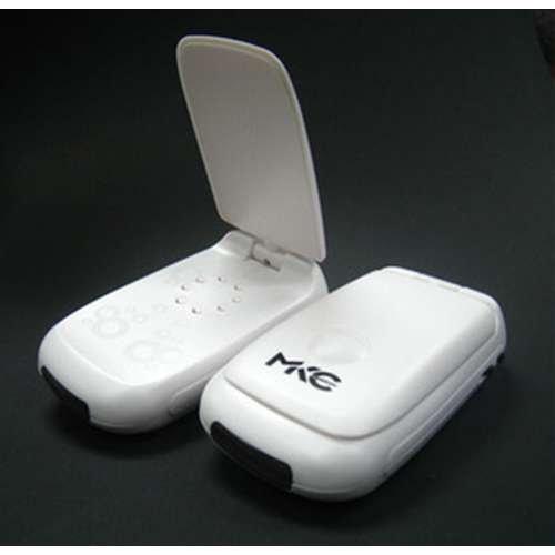 Kit ripetitore audio-video senza fili 5,8 GHz composto da trasmettitore e ricevitore - Compatibile con decoder Sky