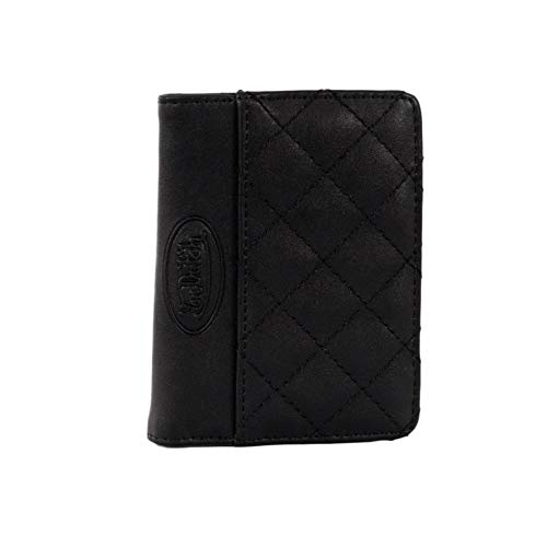 Vd Crew Von Dutch - Cartera para Hombre, Color Negro