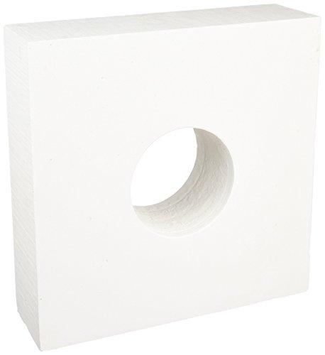 ホンマ製作所 煙突部材 メガネ石 106mm用 (501807001)