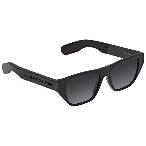 Dior Gafas de sol DIORINSIDEOUT2 TCG/1I negro gris tamaño de 54 mm de gafas de sol de las mujeres