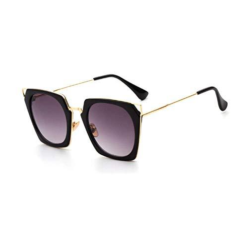 Page Adelasd 2020 gafas de sol de nueva tendencia gafas de sol de mujer gafas de sol con personalidad de gran marco adecuadas para ir de compras
