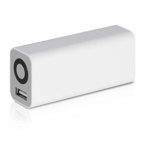 TrekStor Power-Bank 2200 Mobiler USB-Ersatzakku (2200mAh)