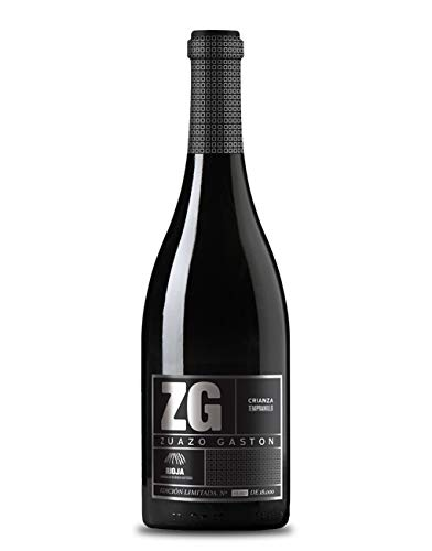 ZUAZO GASTON EDICION LIMITADA 6 BOTELLAS