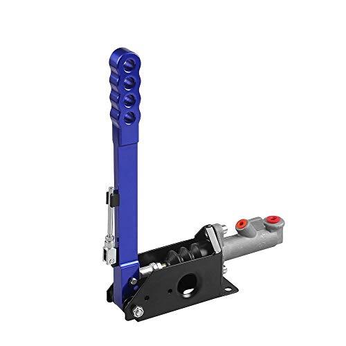 QPLNTCQ Freno de Mano hidráulico Cilindro Maestro 0,70 Vertical Tipo Profesional Deriva del Coche de Carreras del Freno de Mano HB012 Accesorios para el Coche