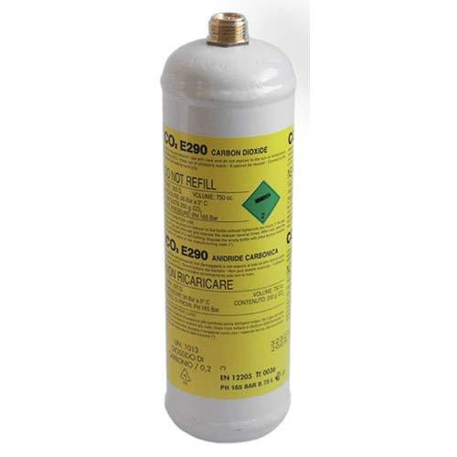 CARTOUCHE DE GAZ CO² (200 GR) POUR ACCESSOIRES OUTILLAGES WHIRLPOOL - 480181700606