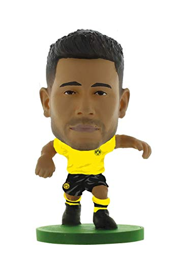 SoccerStarz Borussia Dortmund Raphael Guerreiro (Classic Kit) /Figures
