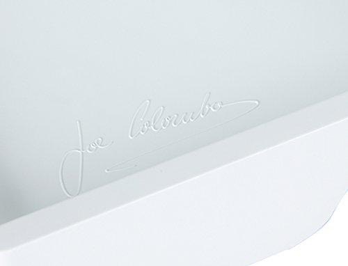【B-LINE】[ビーライン]EU正規品ボビーワゴン【2段2トレイ】ホワイトBobyWagonB22キャスター付デザイナーズキャビネット[並行輸入品]