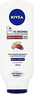 [Nivea ] ニベアイン?シャワーボディ保湿ローション、ココア、250ミリリットル - NIVEA In-Shower Body Moisturiser Lotion, Cocoa, 250ml [並行輸入品]