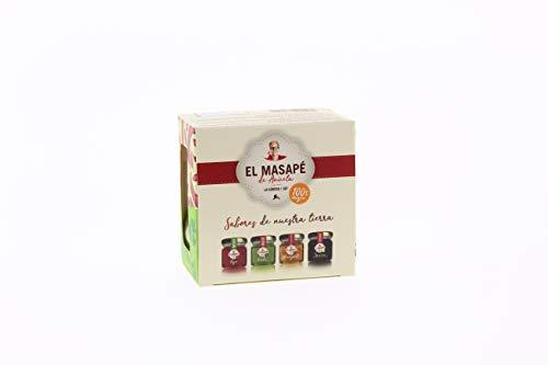 Mini Pack Salsas EL MASAPÉ 4x40 gr.