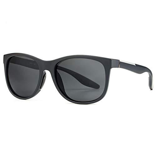 Hengtaichang Sunglasses Polarized Sunglasses For Men Classic Light Vintage Square Luxury Sun Glasses Lentes Gafas De Sol Para Hombre Grey