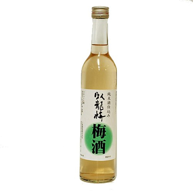 近々五月に対処する【限定品】 臥龍梅 「梅酒」 500ML