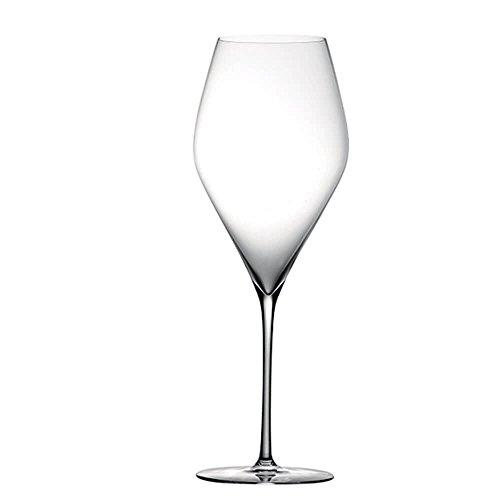 Zafferano Set 6 VEM Calice in Vetro per Champagne e millesimati H. 27 cm