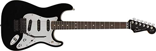 Fender フェンダー Tom Morello Stratocaster®, Rosewood Fingerboard, Black フル 140350706