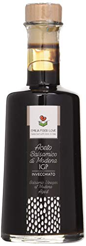 Aceto Balsamico di Modena IGP Invecchiato - EMILIA FOOD LOVE Selected With Love In Italy - 250 ml