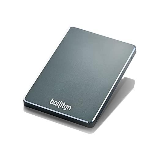 BAITITON 3D NAND Flash 2.5 Pulgadas SATA III Disco Duro sólido Interno de Estado sólido 256GB SSD