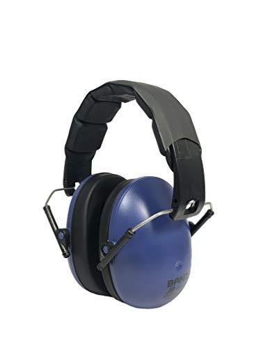 Kidz Protección auditiva 3 años + azul marino, M