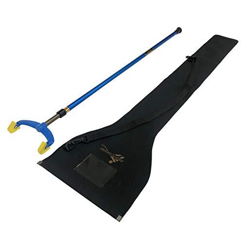 Allen R. Shuffleboard Telescoping Shuffleboard Cue with Carrying Case