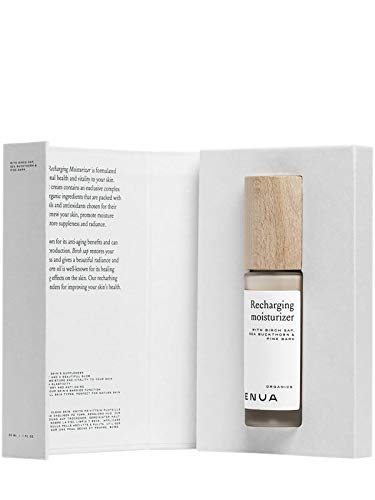 100% Natural Origin - Recharging MOISTURIZER 30ml - Made in Finland